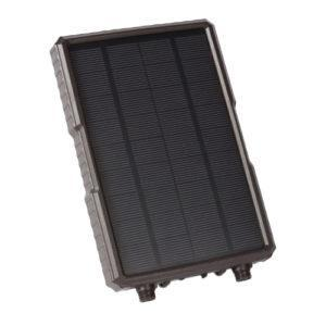 Solar panel with integrated battery - Large model