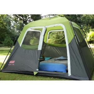 Coleman Tent FastPitch Instant Cabin 8 | ManMeister
