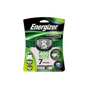 Energizer Vision Ultra Rechargeable Headlight (400 lumens) | ManMeister